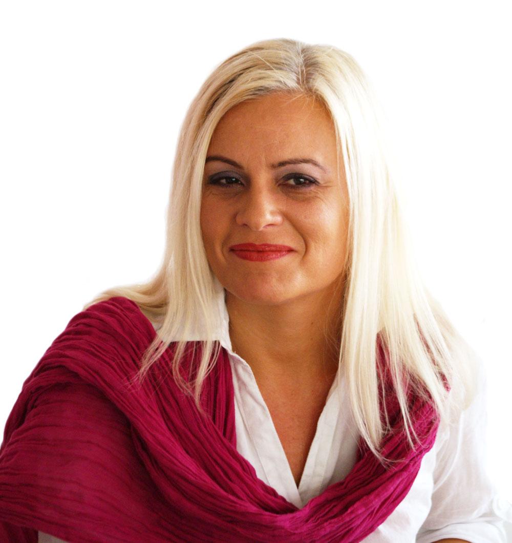 Erika Nikitscher – Kosmetikerin