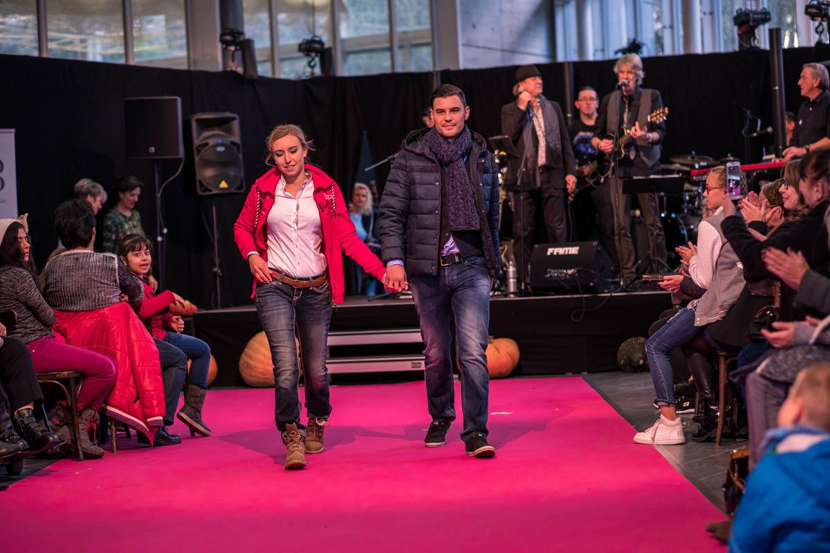 Modeschau Prima Piano – Herbstmesse 2016